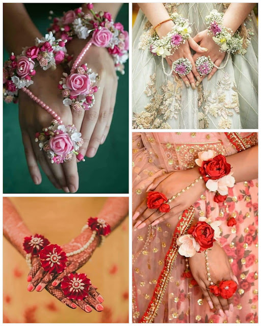 Unique Bridal Gajra Ideas for Awesome Look