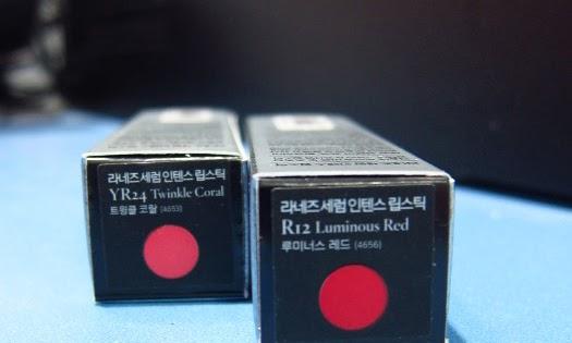 Laneige 2014 Serum Intense Lipstick