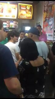 Jovem de família influente é agredido por soldado do quartel de socorro em Recife PE