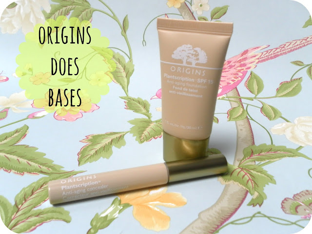 A picture of Origins Plantscription makeup