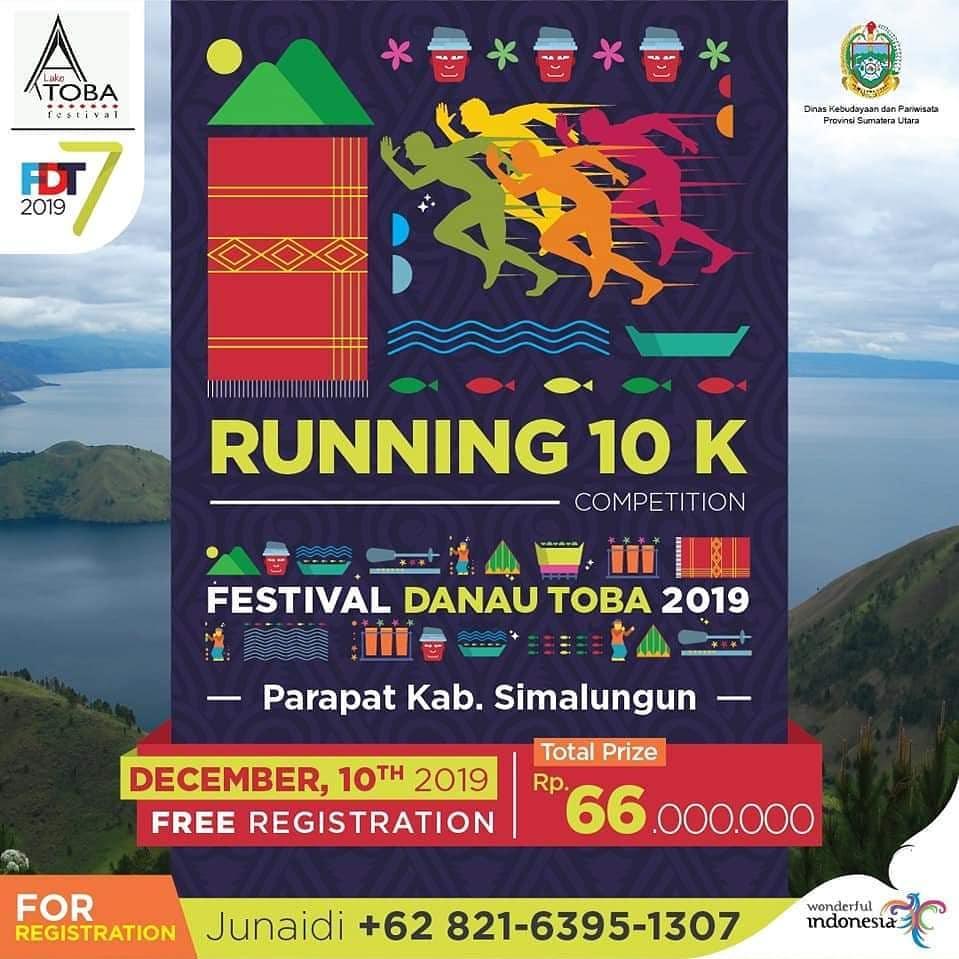 Simalungun Running 10K • 2019