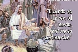Resultado de imagen para Mateo 9,14-15