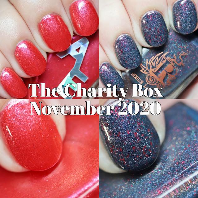 The Charity Box Magic & Sorcery November 2020