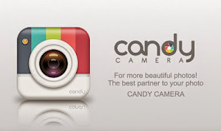 Candy Camera for PhotoShop - Aplikasi Kamera Android