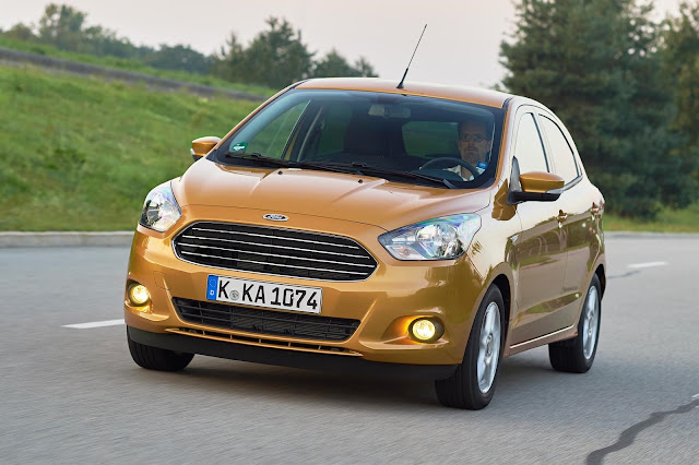 Ford Ka+ 1.2 85PS Zetec (2016) review
