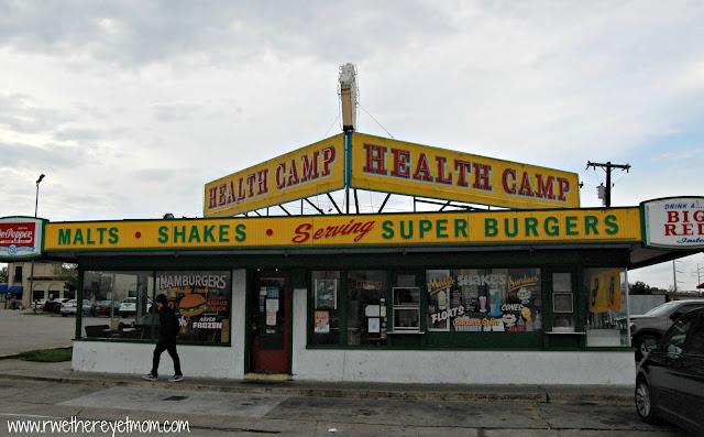 Health Camp Waco Texas R We There Yet Mom