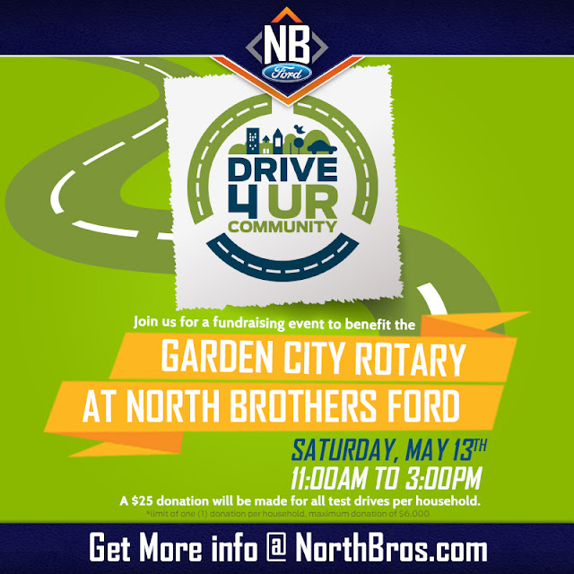 Drive 4 Ur Community at North Brothers Ford