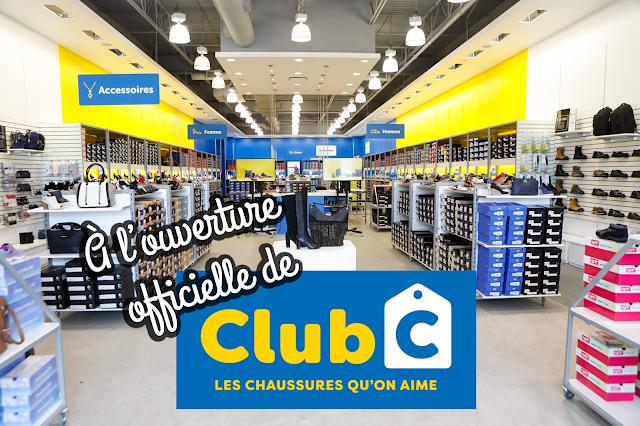 Lancement Club C Club Chaussures