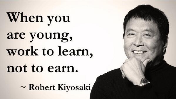 قصة نجاح روبرت كيوساكي مؤلف كتاب الأب الغنى والأب الفقير فكرة بزنس