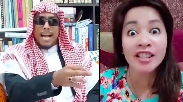 Dewi Tanjung Sebut HRS Imam Besar Teroris, Suruh Ustad Maaher Ganti Kelamin