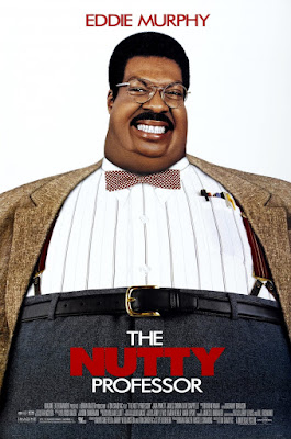 The Nutty Professor Poster
