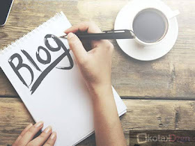 10 Blogging Tips For Beginners So That Your Blog Is Liked By Visitors - Responsive Blogger Template
