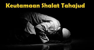 Tata Cara, Niat, Doa serta Keutamaan Sholat Tahajud Lengkap dengan Arab nya