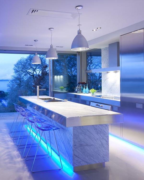 Hogares Frescos: Ideas de Cocinas con los Diseños más Frescos.