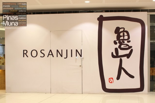 Rosanjin at Mega Fashion Hall