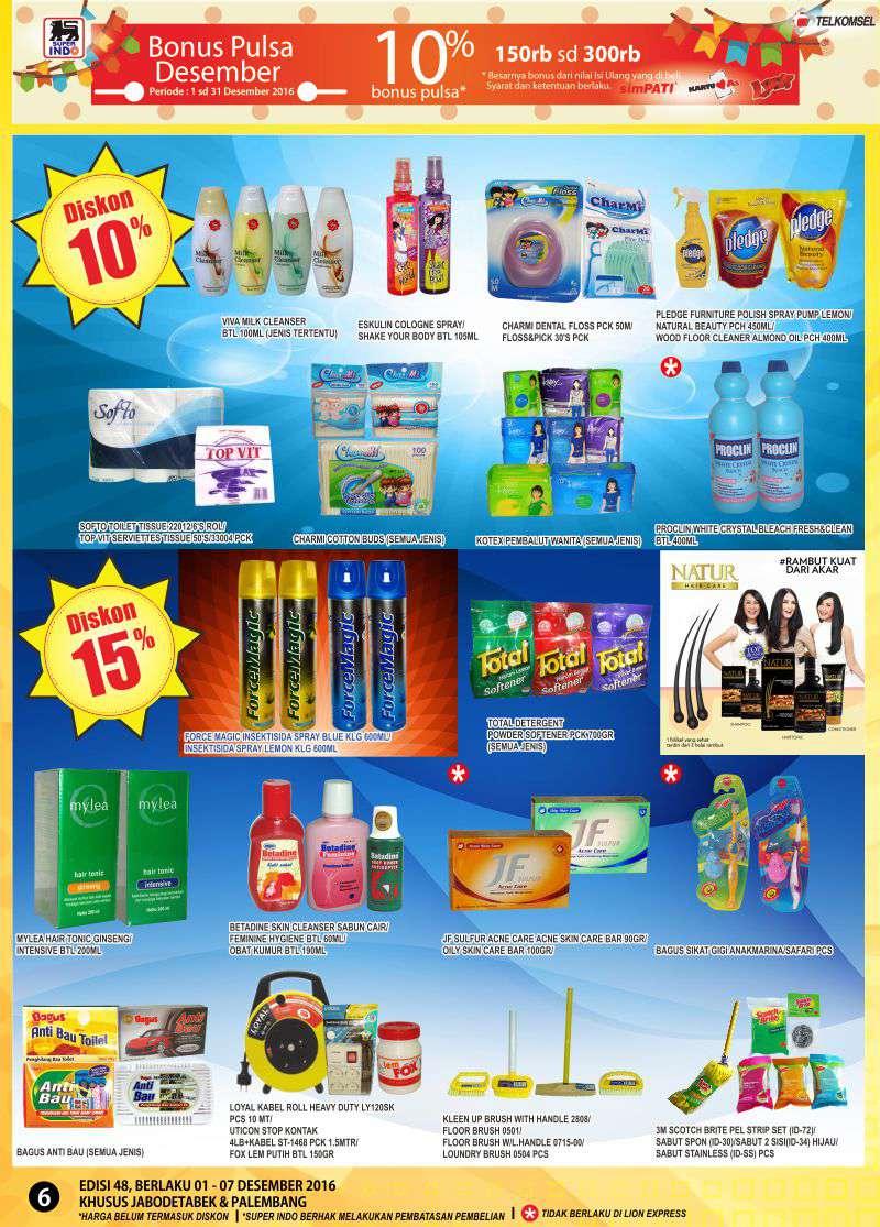Katalog Promo Superindo 1 - 7 Juni 2017