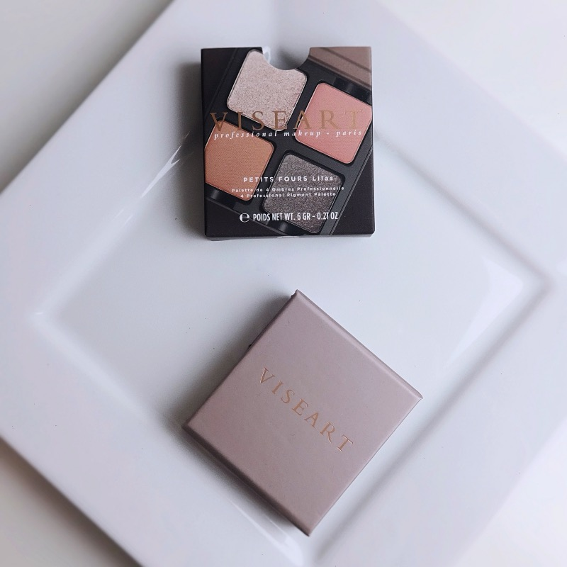 Viseart Petits Fourts Lilas review swatches