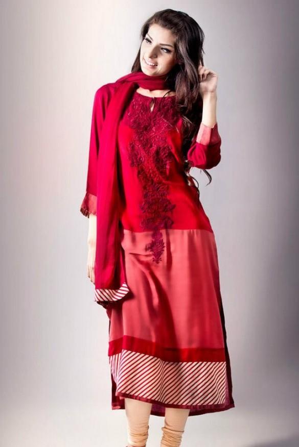 latest pakistani dresses 2013 coco by zara shahjahan
