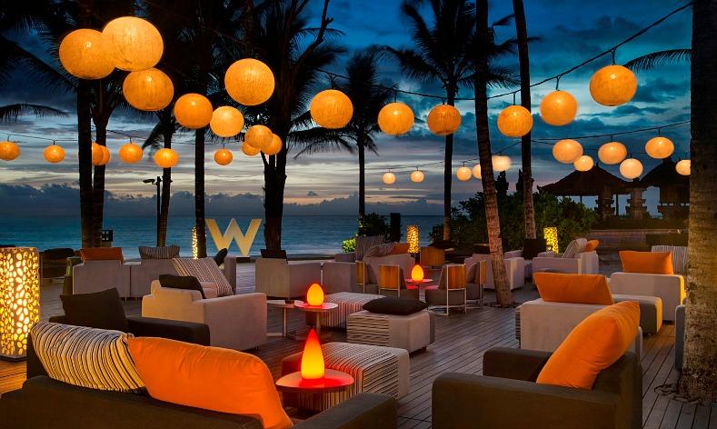Woobar, W Hotel & Spa, Bali, Indonesia