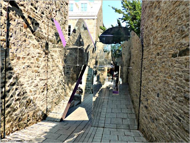 Les Passages Insolite: Petit Vie de Fontaine, Fortin y Labelle