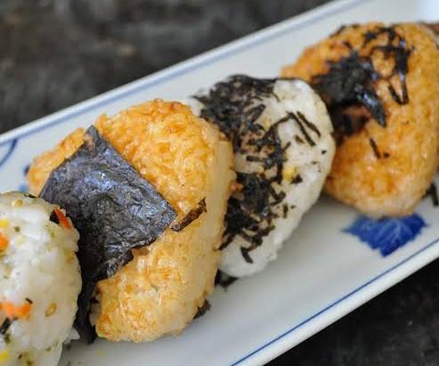 Korean Rice Triangles(삼각주먹밥 Samgak Joomukbap) #dinner #lunch
