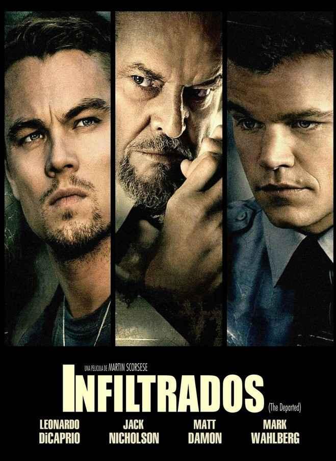 Ver infiltrados 2006 online dvdrip 720p 1080p cinedoblego for Oficina de infiltrados