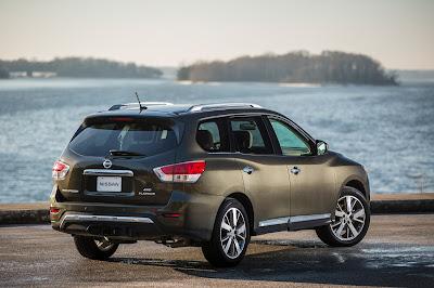 Nissan Pathfinder 2018 Reviews, Specs, Price