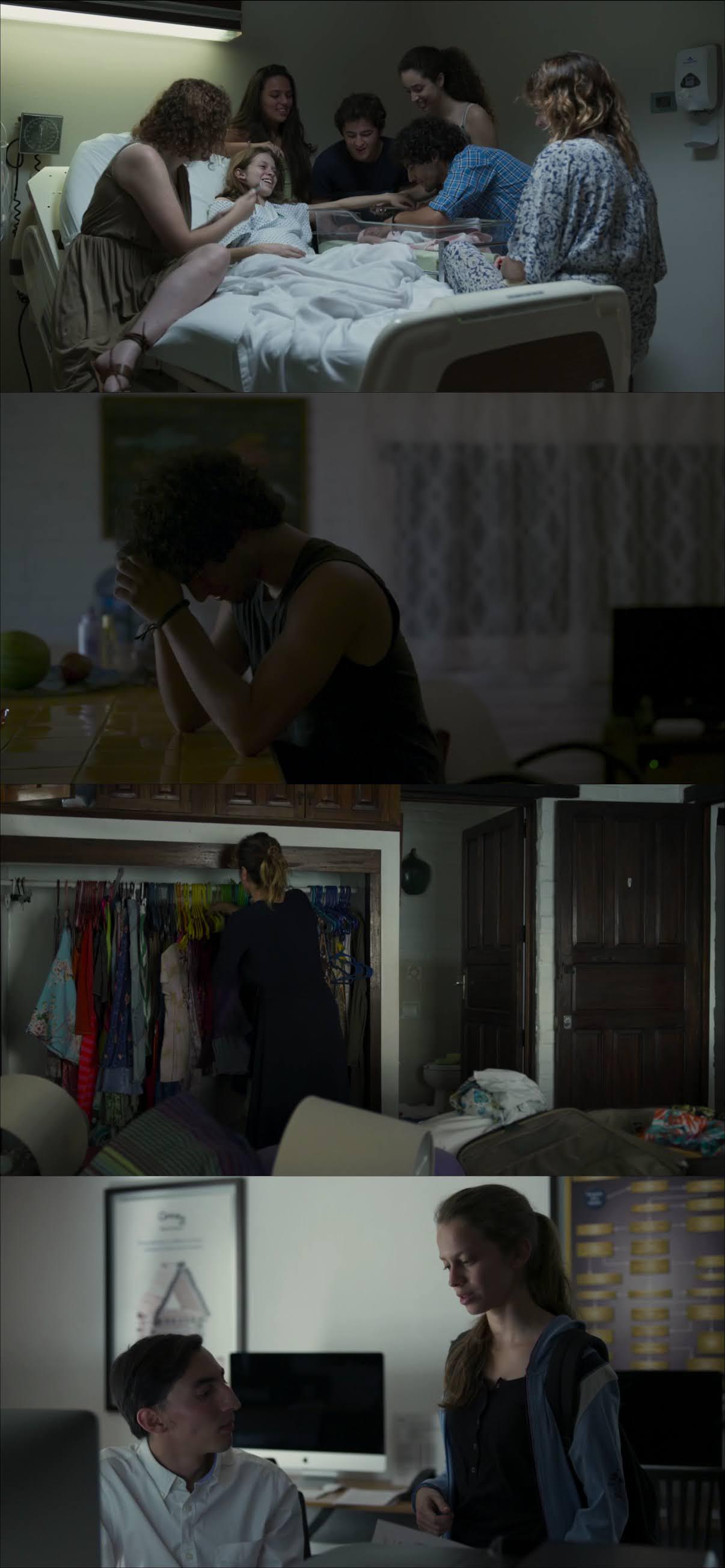 Las hijas de Abril HD 720p Latino (2017)