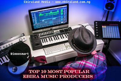 Top Ebira Music Producers