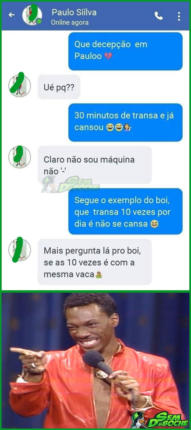 SÃO VACAS DIFERENTES