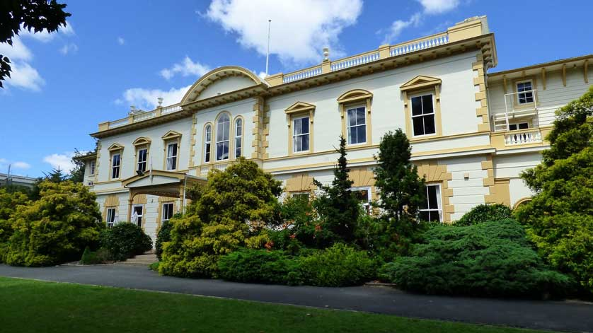 Old Government House, Auckland University, City Campus.