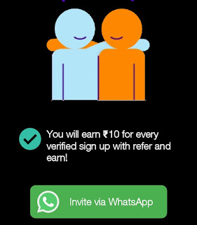 Bolo Indya refer and earn