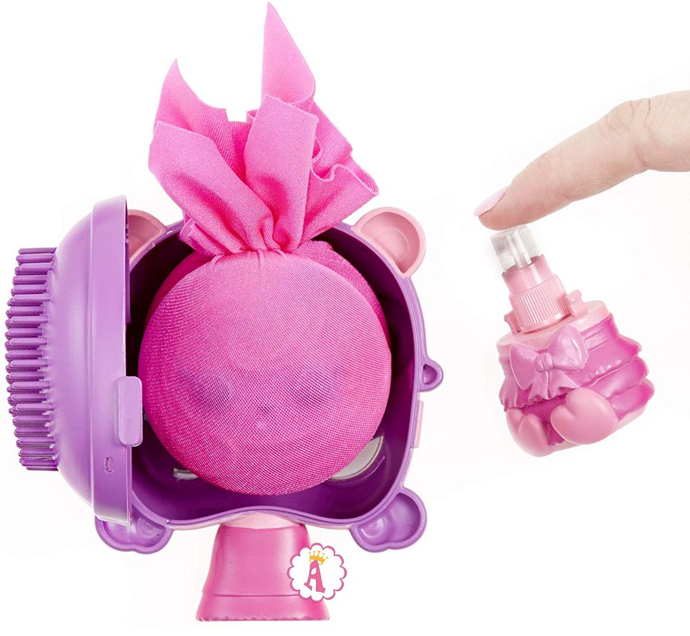 Сюрприз в расческе для девочек Pop Pop Hair Surprise