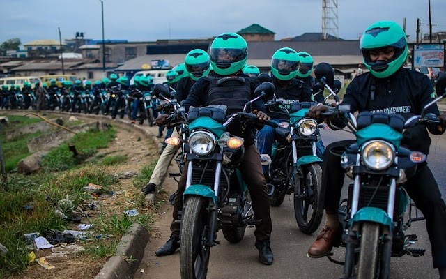 We Did Not License Anybody To Operate Commercial Motorcycle - Lagos State