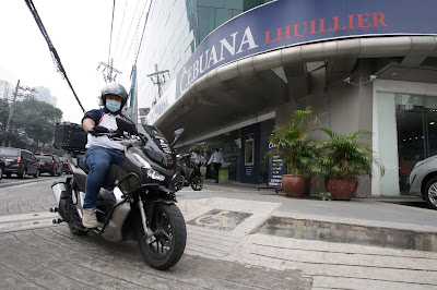 Cebuana Express Delivery
