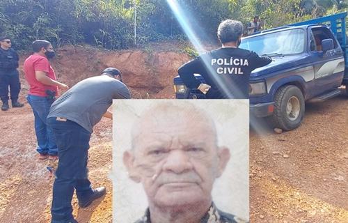 Funcionário público é morto a tiros pelo vizinho em briga por causa de terra