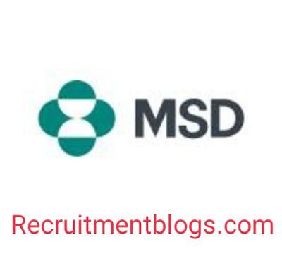 Organon Customer Representative At MSD| 1-4 years of Experience |Pharmacy Vacancy