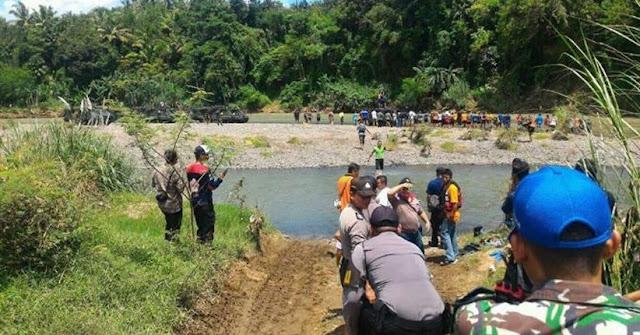 Ini Kronologi Tank TNI yang Kecelakaan Masuk ke Sungai Bogowonto