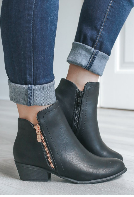 High Demand Booties