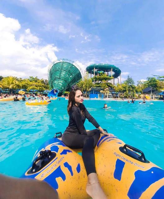 Hairos Waterpark bagus nggak