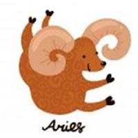 Zodiac Sign Aries.