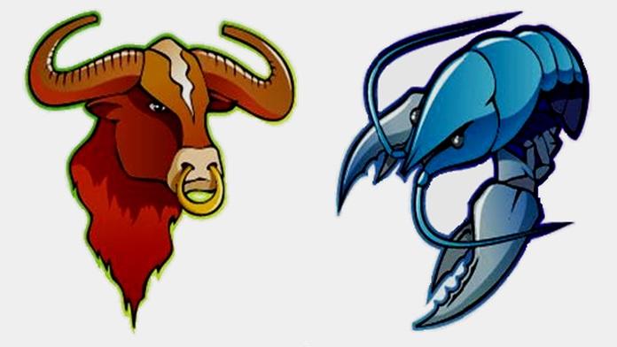 Compatibilità tra Toro e Cancro