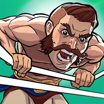 The Muscle Hustle (MOD, Dumb Enemy/One Hit) APK Download