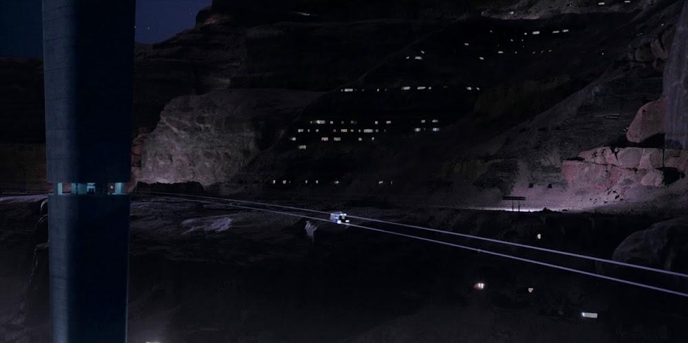 विस्तार की सीज़न 5 में मंगल पर केबल कार लाइन