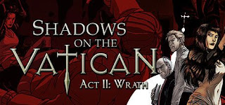 Shadows on the Vatican Act II Wrath (PC) 2015