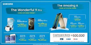 Erafone dan Samsung store Promo 8 Samsung Galaxy