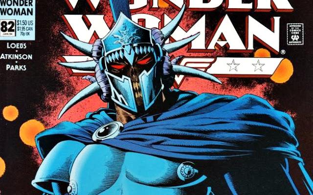 Ares DC Comics