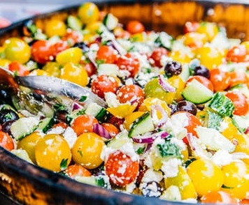 How to Make Sun Gold Tomato Caprese Salad