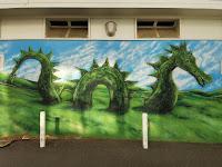 Canberra Street Art   Stylized Impact & Byrd