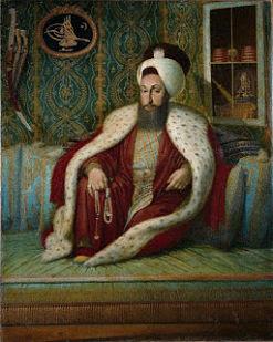 OTTOMAN EMPIRE SULTANS III.SELİM